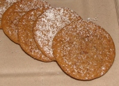Food - Ginger Snaps