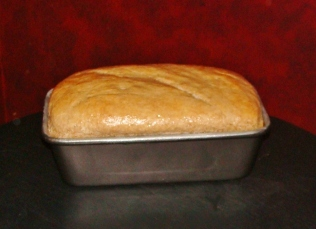 Food - honey wheat bread