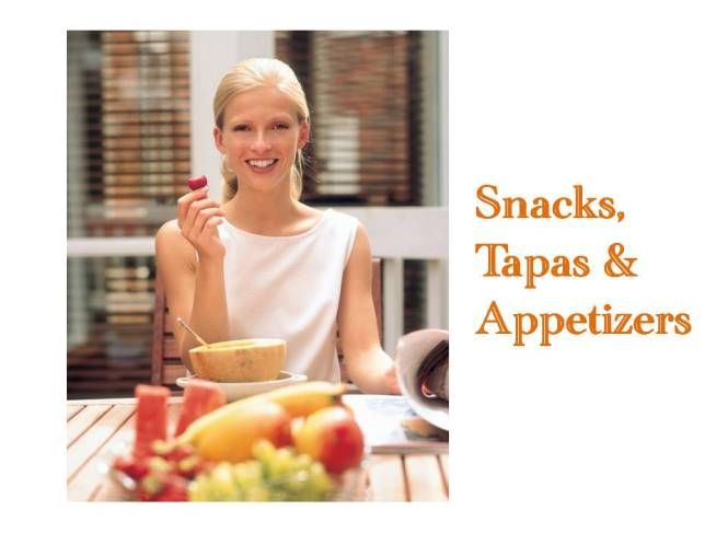 Snacks, tapas & appetizers 3
