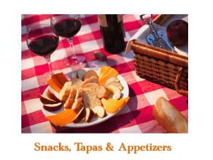 Food -Snacks, tapas & appetizers 4