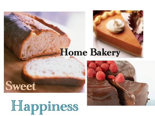 Sweet Happiness - Bread # 3