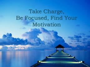 Motivation -Take Charge