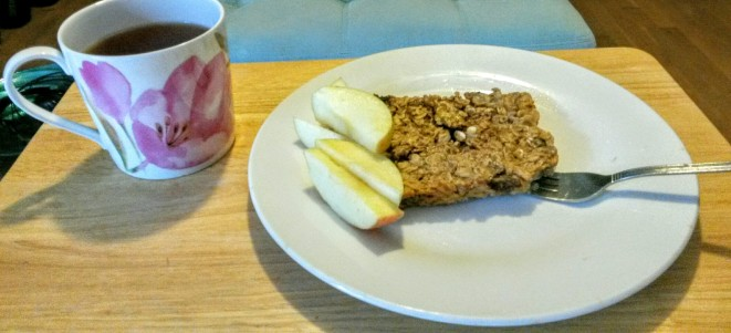 Baked Oatmeal - food
